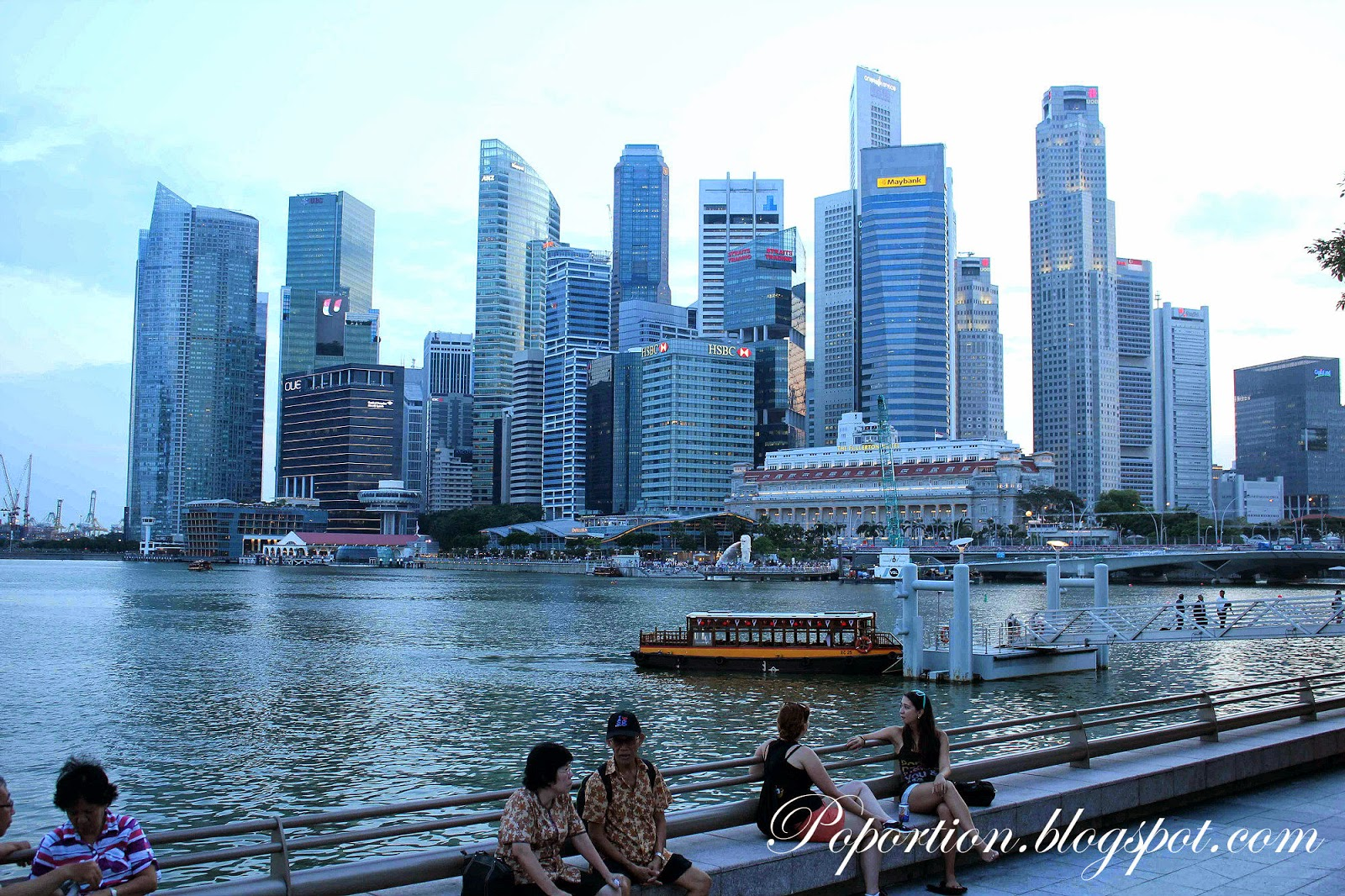 where to go singapore great view