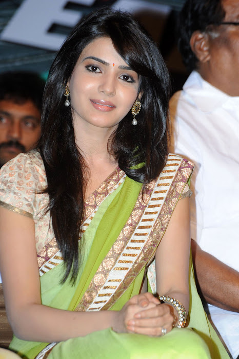 samantha at dookudu successmeet, samantha new latest photos