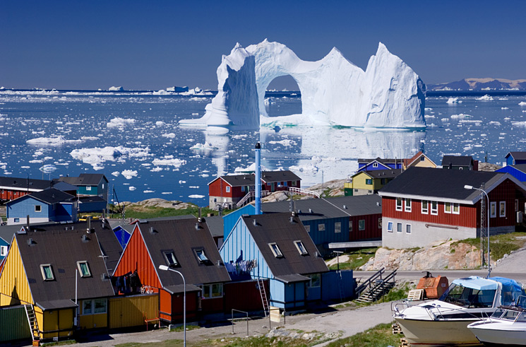 Op rondreis door Groenland 2017