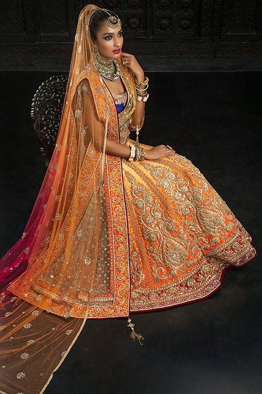 Elegant Indian Wedding Dresses 27 Marvelous Elegant Indian Bridal Lehenga