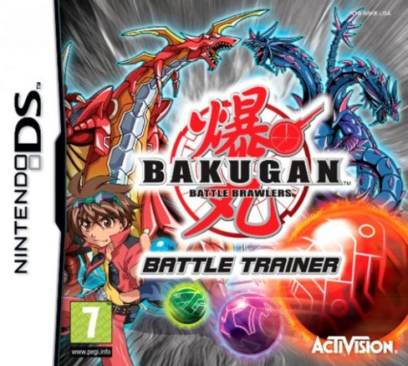 Bakugan: Battle Trainer [NDS] [E] Español [MG]