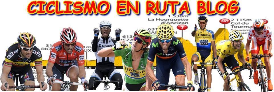 Ciclismo en Ruta