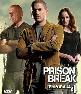 Download - Prison Break - Em Busca da Verdade -Temporada Completa (2009) - BluRay 720p Dublado - Via MEGA - Torrent