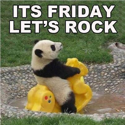 Marshas Musings: Its Friday!