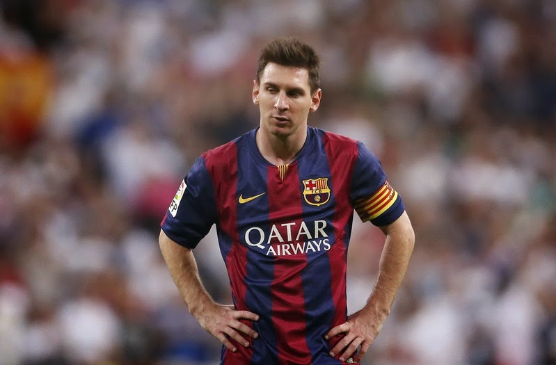 Leonel Messi Bakal Hengkang Di Barcelona