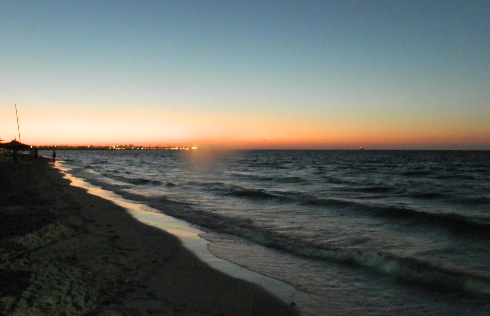 Tunisia, sunset, Monastir, Sousse,