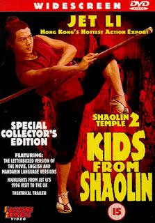 Thiếu Lâm Tiểu Tử - Kids From Shaolin - 1983