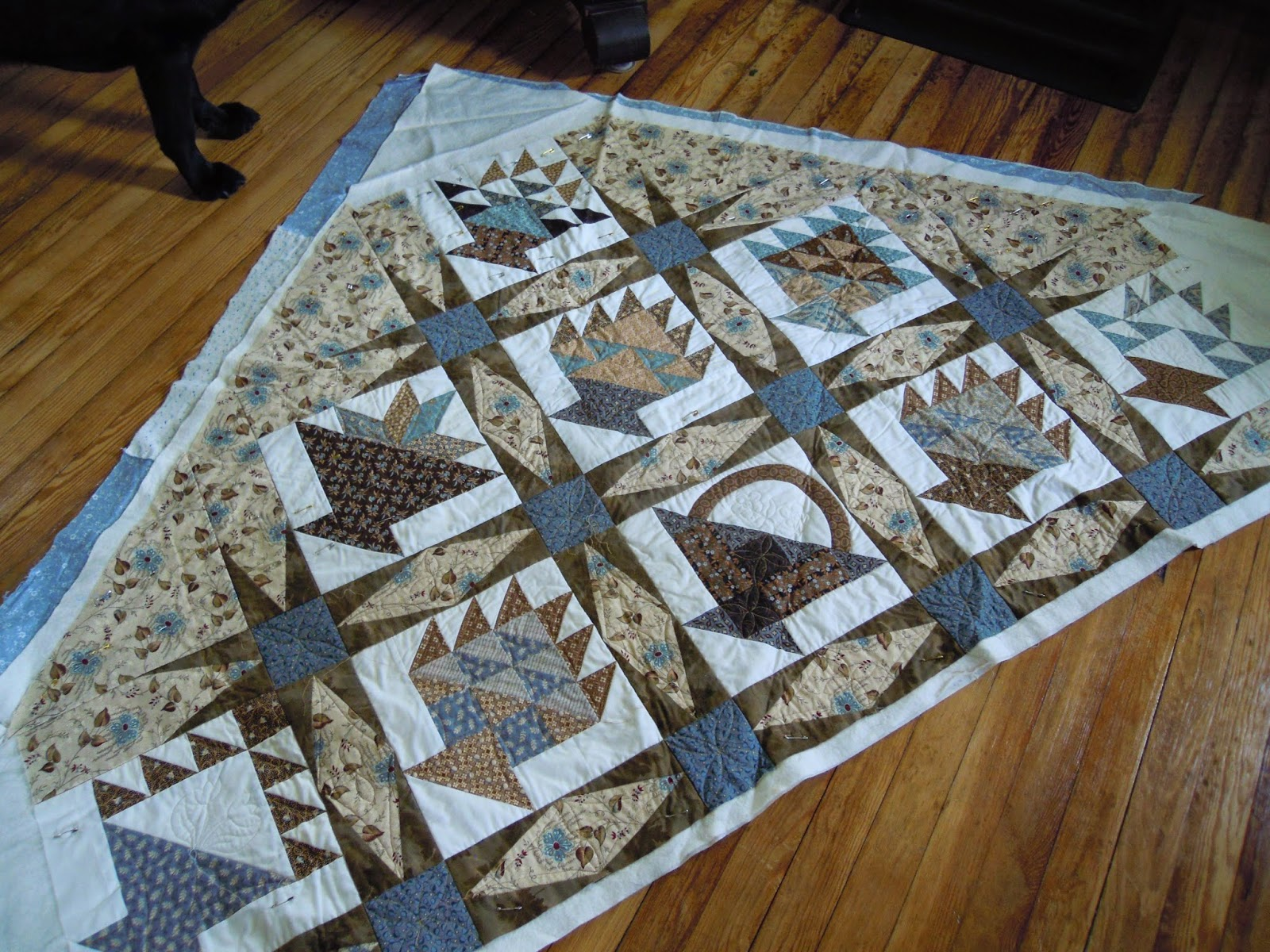 Quilting through Rose-colored Trifocals!: Cutting Setting ... : quilt settings - Adamdwight.com