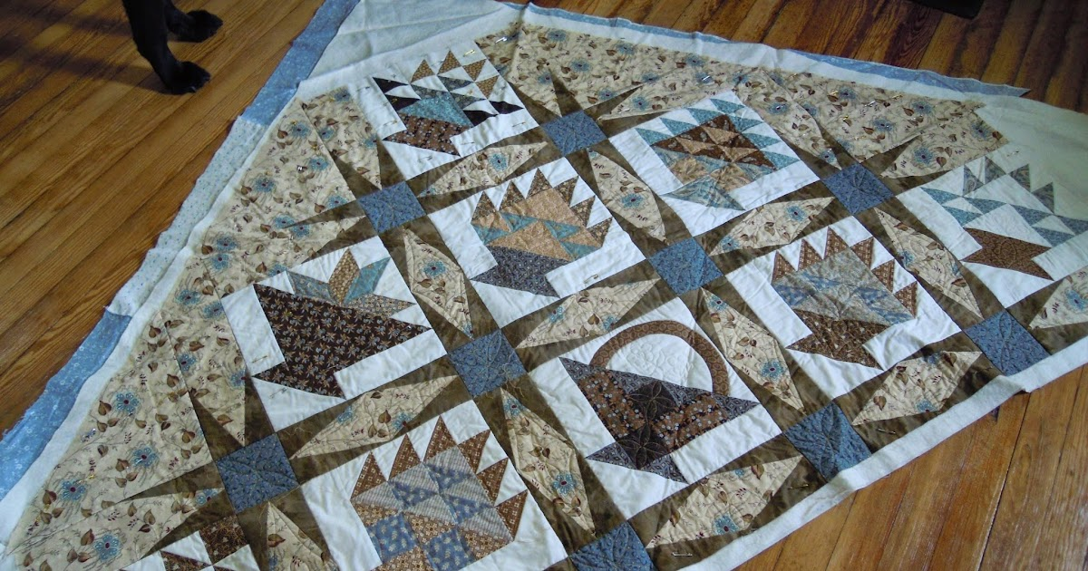 Quilting through Rose-colored Trifocals!: Cutting Setting Triangles for On-point Quilt Blocks