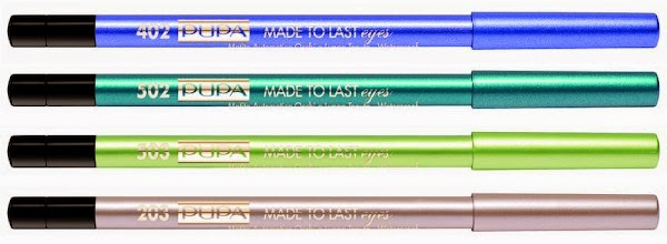 The Beauty News: Pupa Coral Island Collection Summer 2015