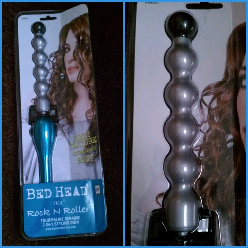 Bed Head Rock N Roller Curling Wand Reviews