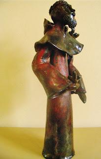 Ceramica - Modelagem a mão