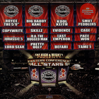 The High & Mighty Present – Eastern Conference All Stars II (CD) (2001) (FLAC + 320 kbps)
