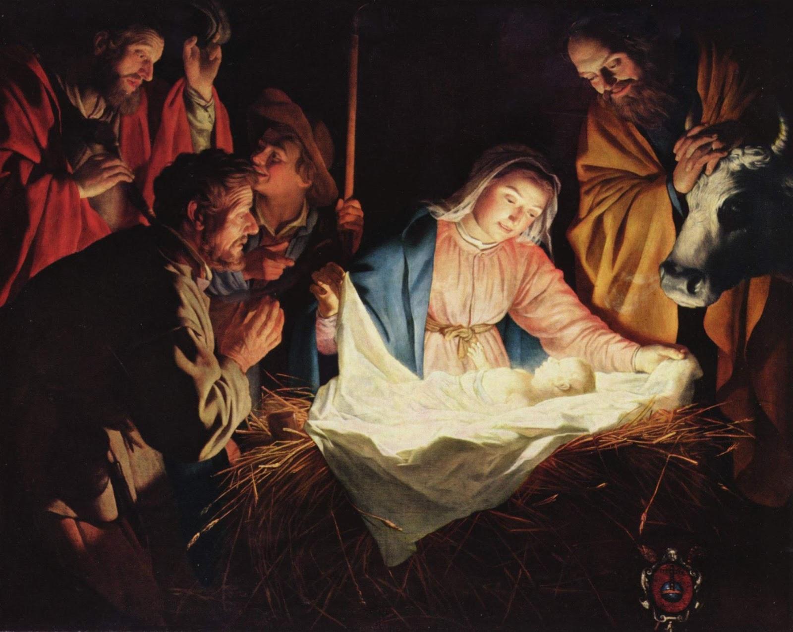 Natal com a Sagrada Família