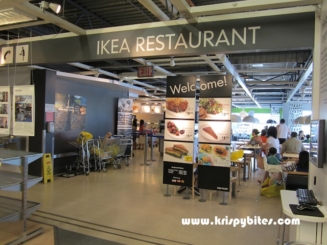 ikea restaurant richmond krispy bites. Black Bedroom Furniture Sets. Home Design Ideas