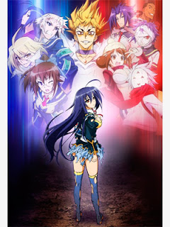 Medaka Box Abnormal 8
