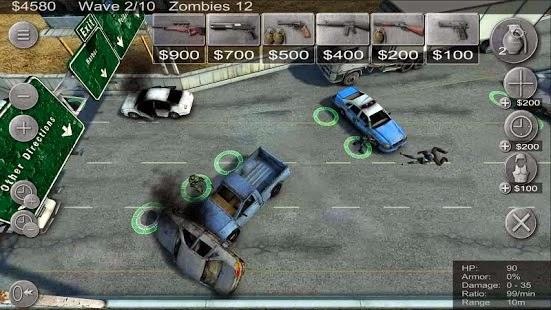 Zombie Defense Mod Apk 2