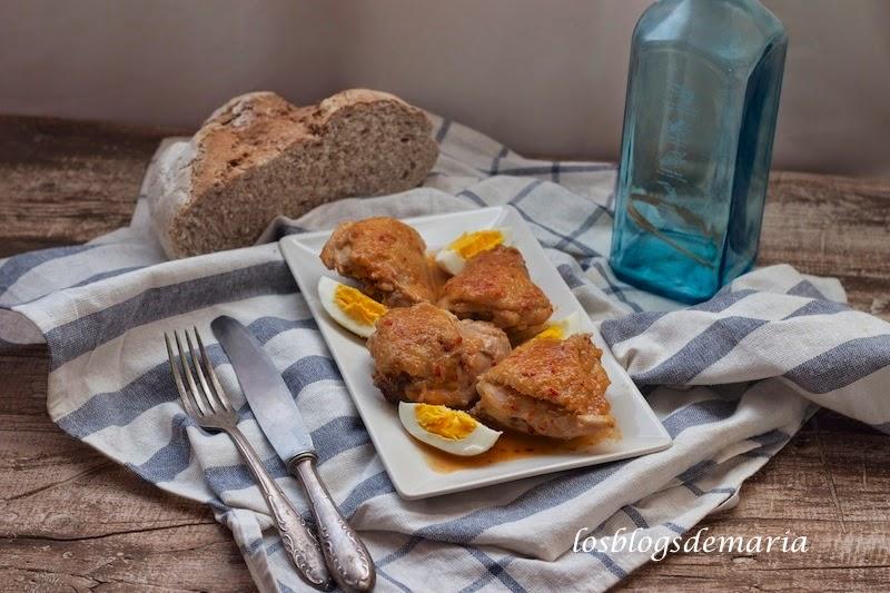 Pollo en salsa, Asaltablogs