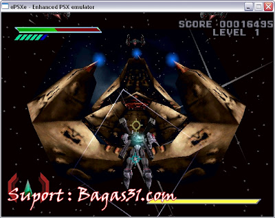 Game Omega Boost PS1 3