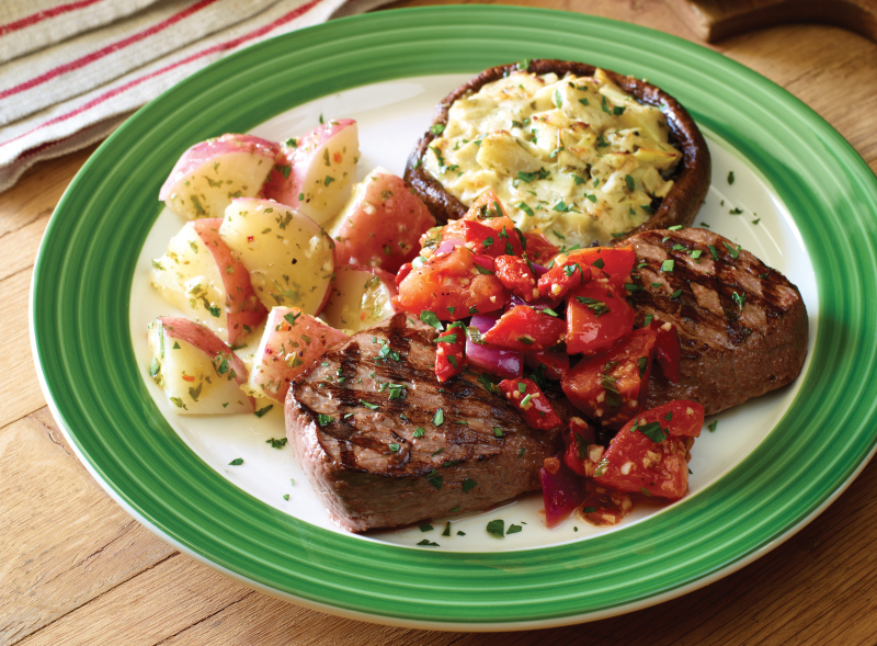 News: Applebee's Adds Two New Dishes to Under 550 Calories Menu ...