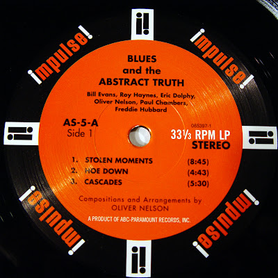 Oliver Nelson - Blues and the Abstract Truth (24-bit/96khz Vinyl)