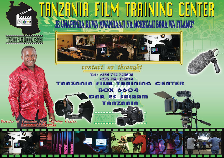 TANZANIA FILM TRAINING CENTER