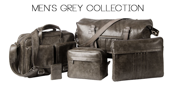 Miche Men's Grey Collection available at MyStylePurses.com
