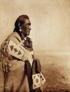 La vida de los Nativos Americanos Porque Pieles Rojas