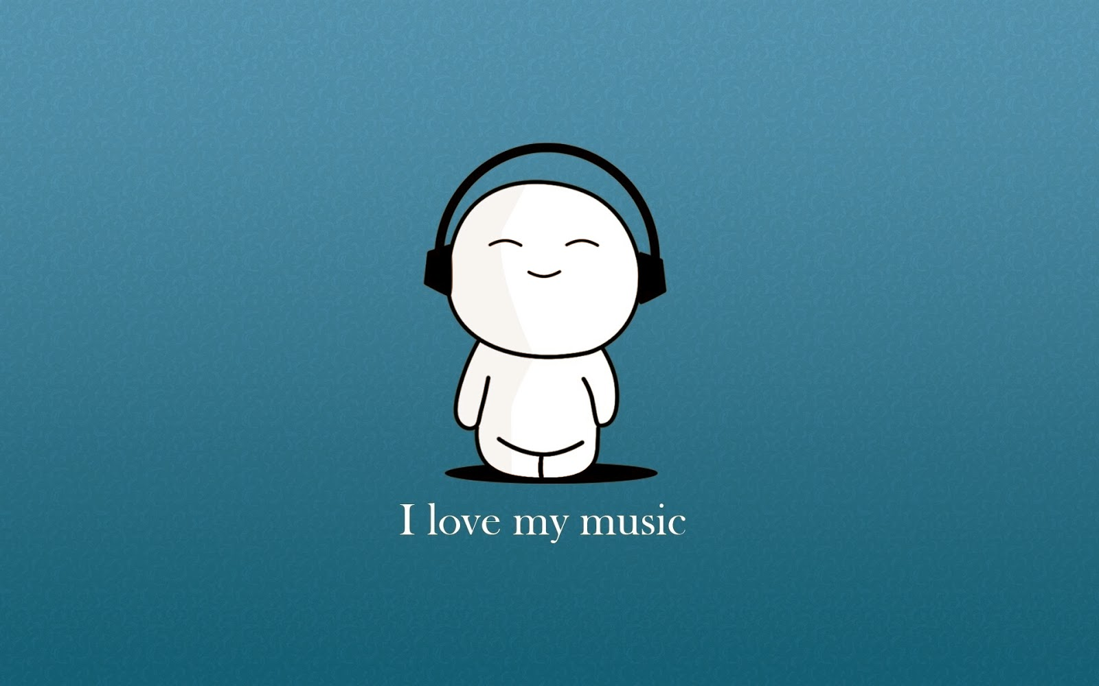 Love U cartoon Wallpaper : I Love Music cartoon Wallpaper ~ Free cartoon Wallpapers