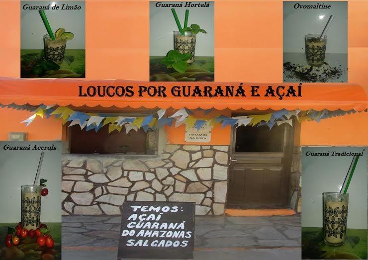 Loucos por Guaraná e Açaí