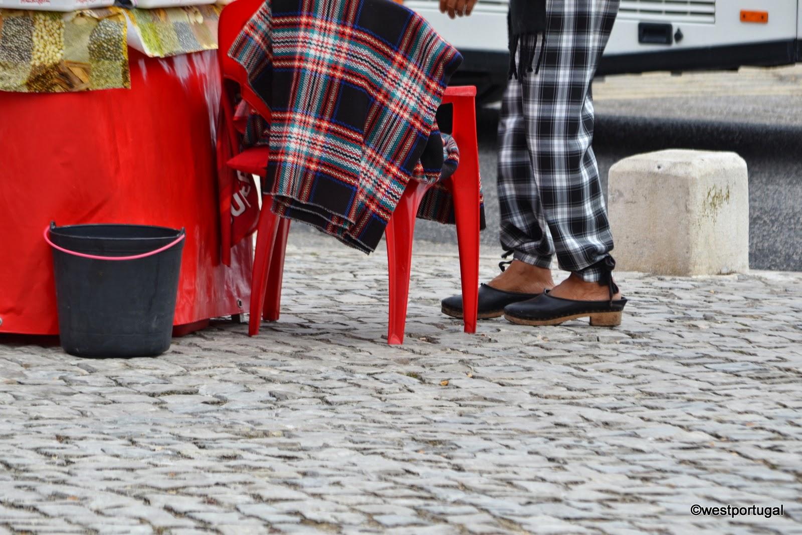 обувь в Португалии