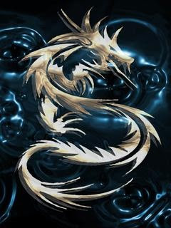 240x320 dragon wallpaper