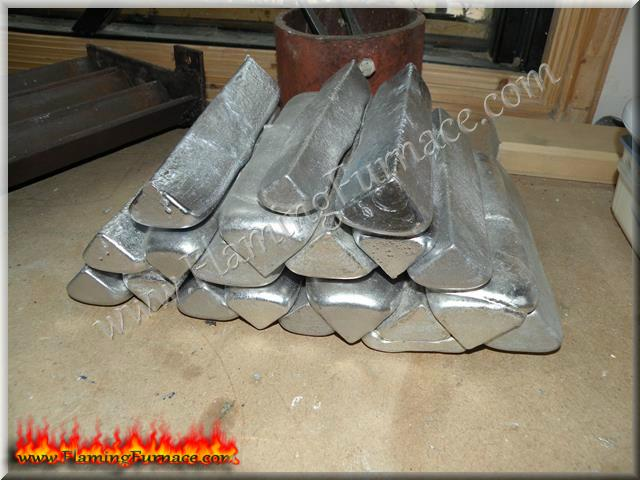 scrap aluminum for the homemade foundry metal casting projects