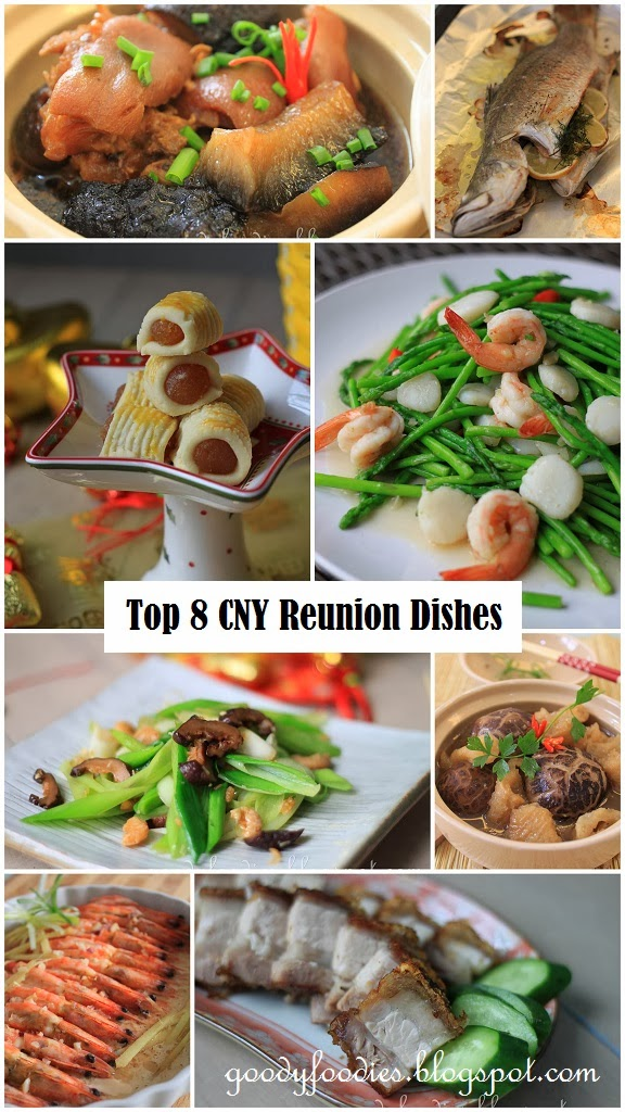 Goodyfoodies baby sumos top 8 chinese new year reunion dinner dishes lucky number for the chinese which often graces our table during the reunion dinner please click on the name of each dish to get the recipe if you forumfinder Images