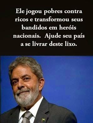 ELE SEMEIA O ÓDIO!