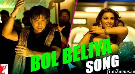Bol Beliya  Video Song from Kill Dil (2014) Feat, Sunidhi Chauhan