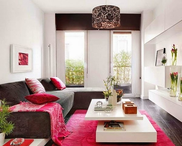 Ide Desain Apartemen Minimalis Modern yang Elegan