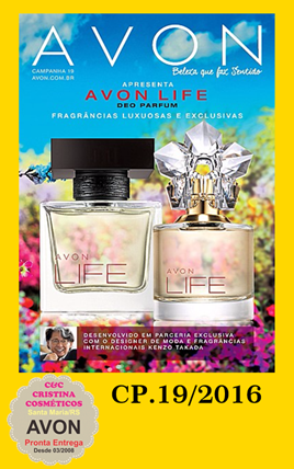 CP.19 - AVON LIFE BY KENZO