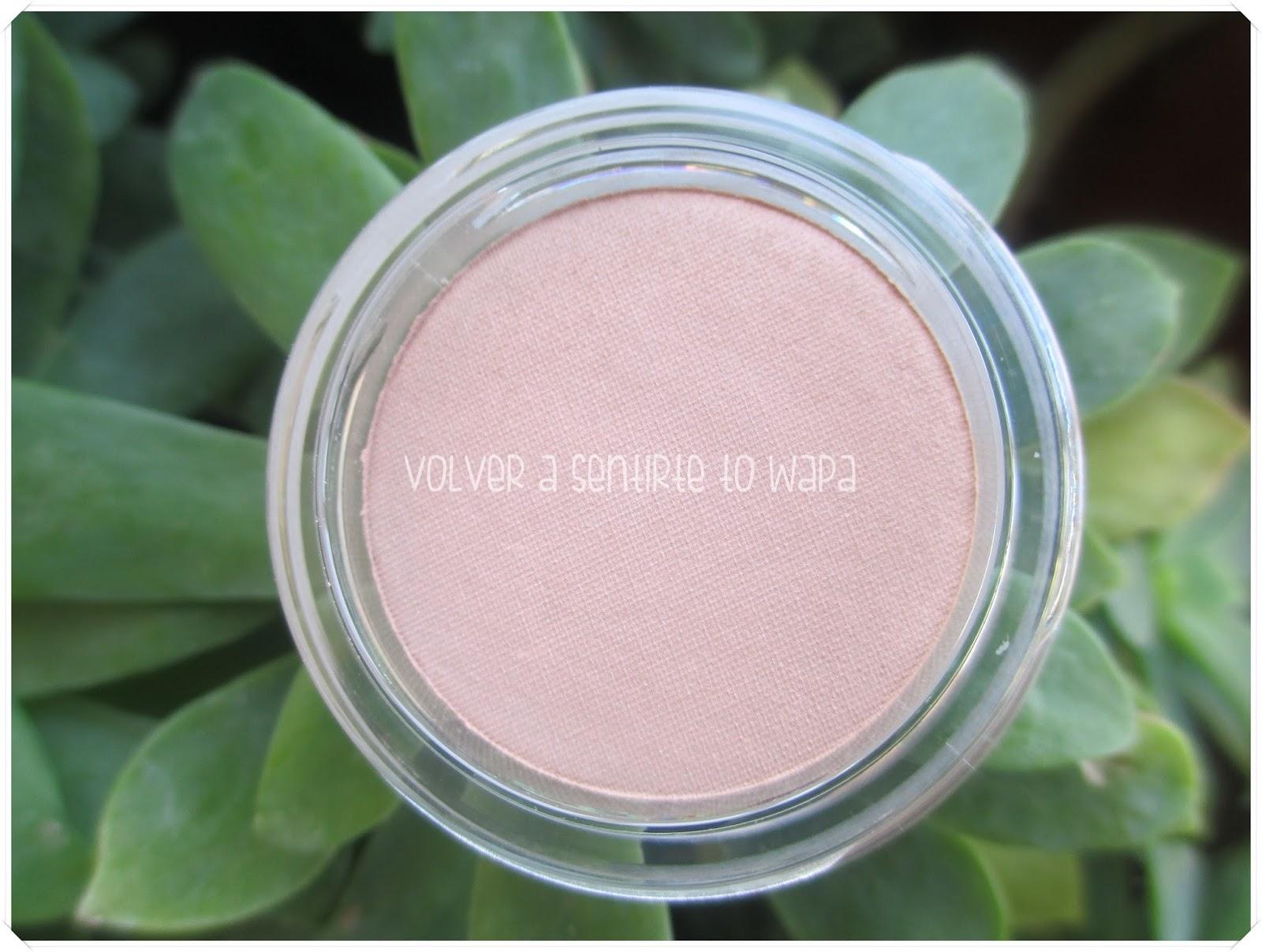 Ombre Matte de Clarins - 02 nude pink