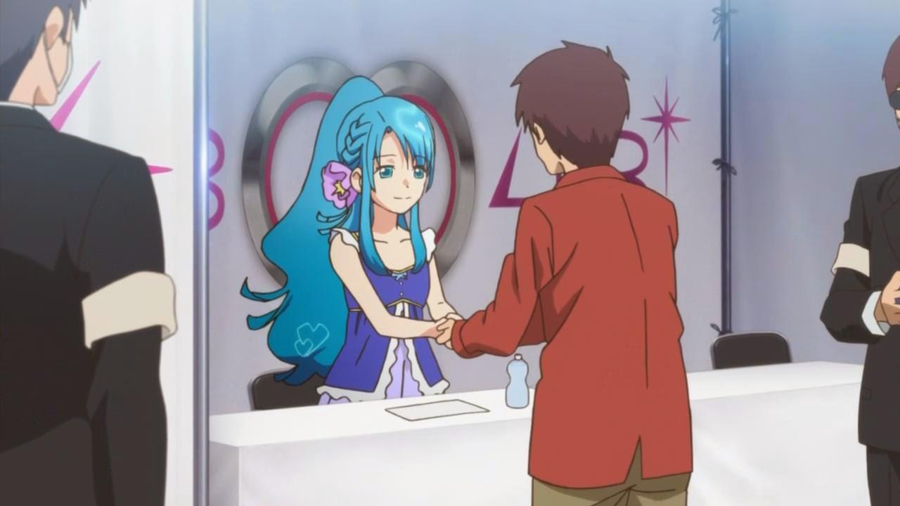 [ Info-Anime ] Cara Untuk Mendekati Gadis