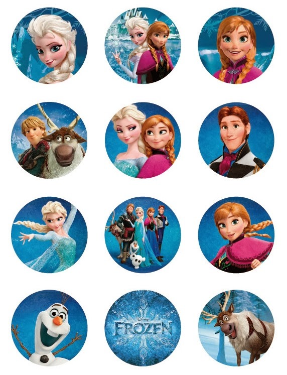 Check out this nice Amazon Recomendations for your Frozen Party !