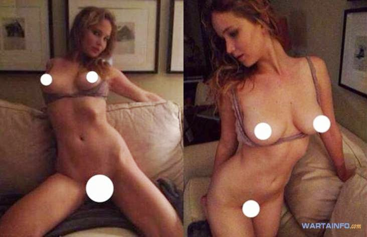 Foto Telanjang bulat tanpa busana Artis Hollywood Jennifer Lawrence