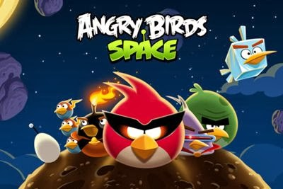 Download Game [ANDROID] AngryBird Space