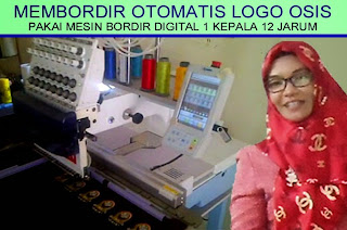 Yang Terbaru : Pelatihan Bordir Digital Program Wilcom Embroidery