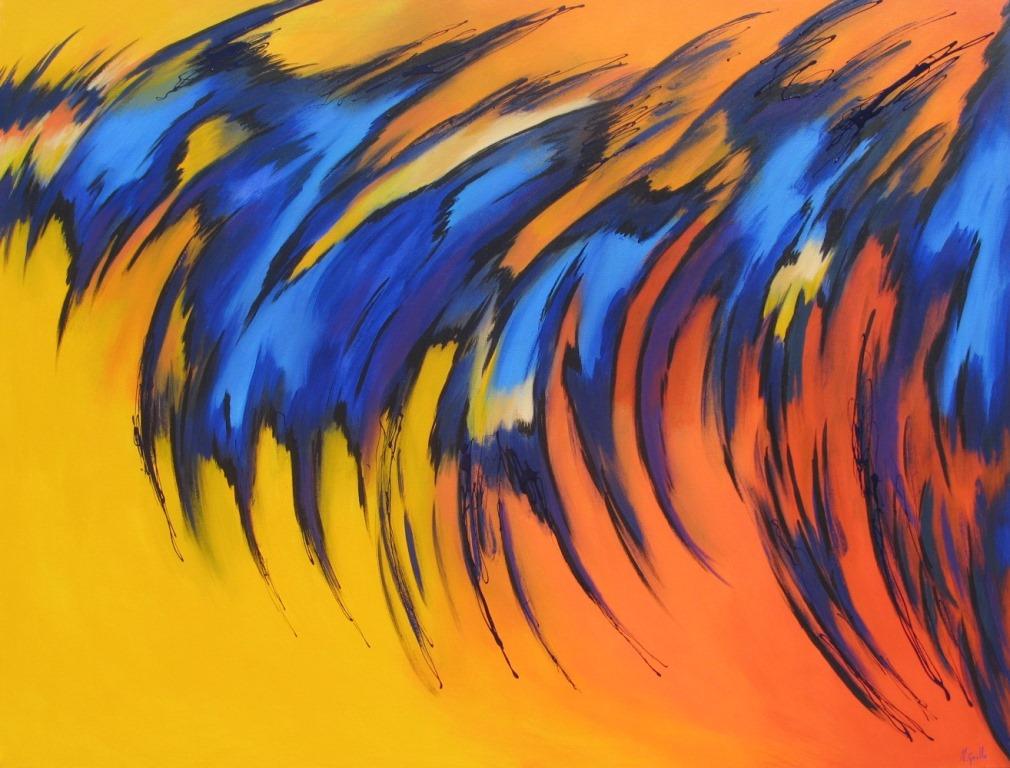 Cuadros modernos pinturas y dibujos 06 10 13 for Imagenes de cuadros abstractos rusticos