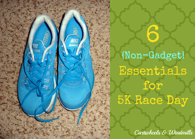 6 Essentials for running 5K Race Day
