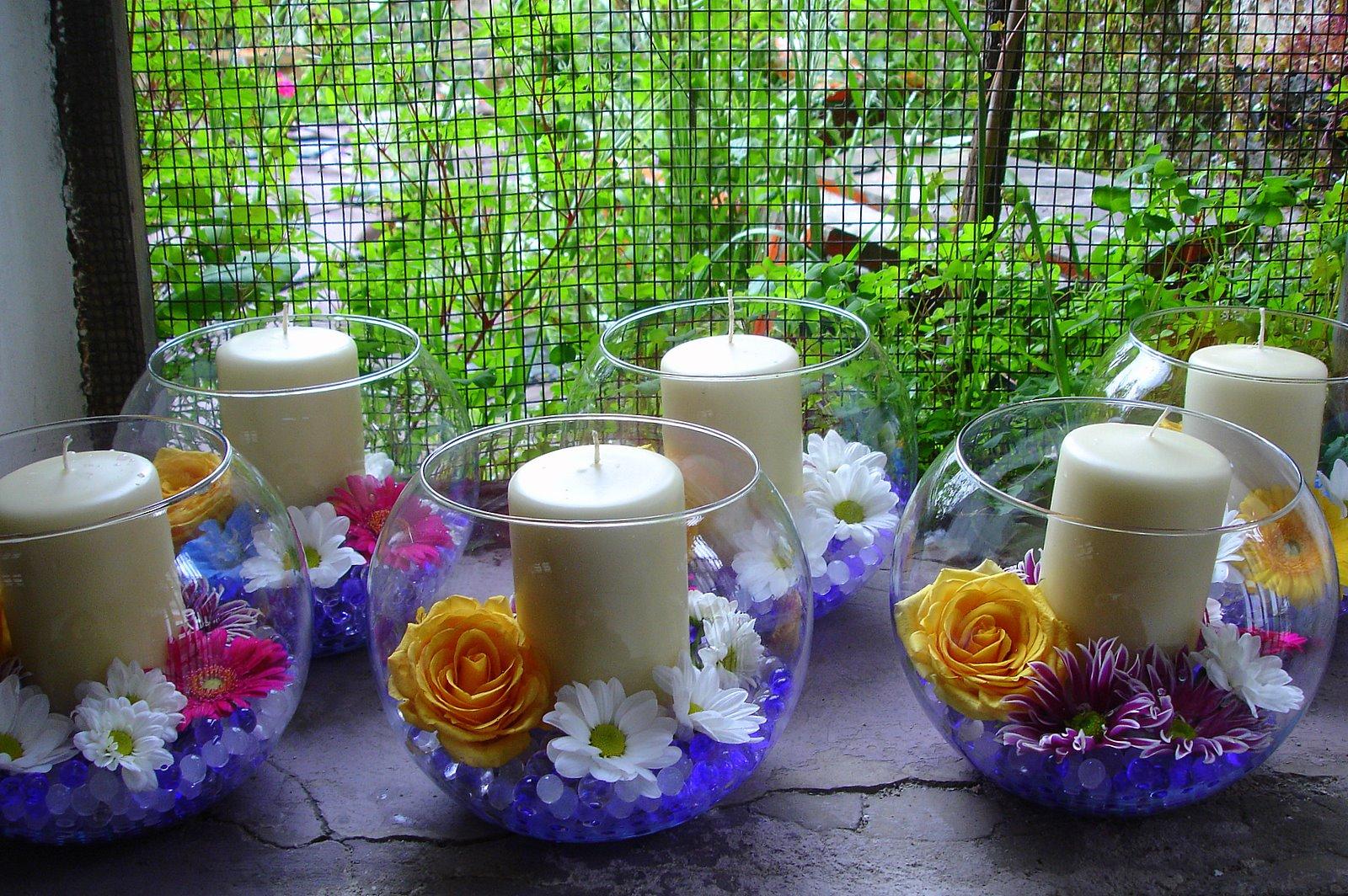 Bodas la plaza cangas del narcea asturias centros de flores centros mesa restaurante - Precios de centros de mesa para boda ...