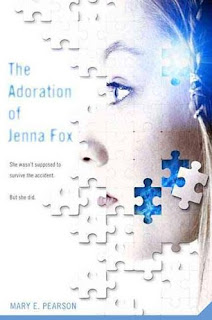 Book cover: The Adoration of Jenna Fox by Mary E. Pearson