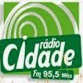 Rádio Cidade FM 95,5 ao vivo e online Piancó PB