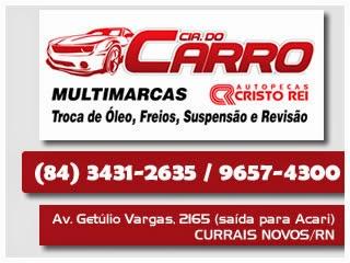 CIA DO CARRO